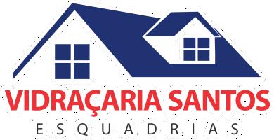 Vidraçaria Santos Logo